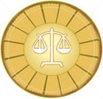 弁護士のバッジ