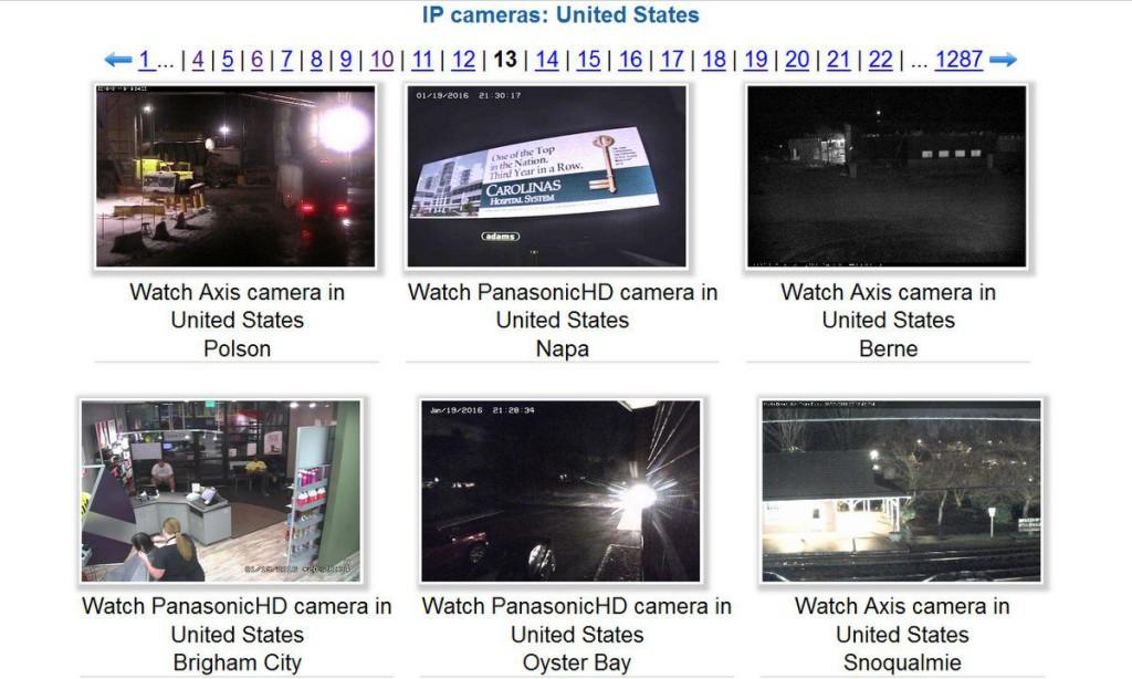 世界各国の防犯カメラ映像