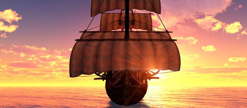 現代に続く大航海時代、航海士に...
